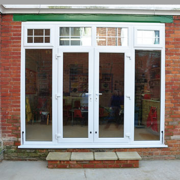 Advance 70 French Doors Gallery